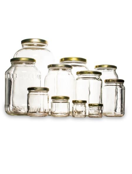 Βάζο γυάλινο γλυκών 4250ml