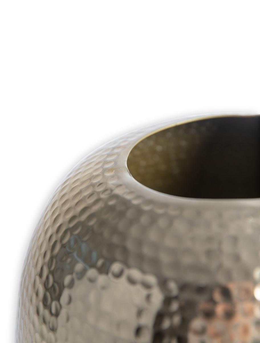 Βάζο αλουμινίου σφυρήλατο