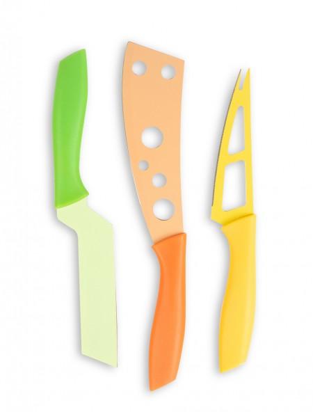 Μαχαίρια για τυρί σετ 3 τεμάχια