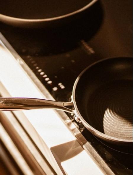 Τηγάνι αντικολλητικό Spiral Cook 22cm