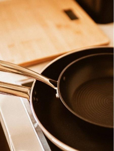 Τηγάνι αντικολλητικό Spiral Cook 30cm