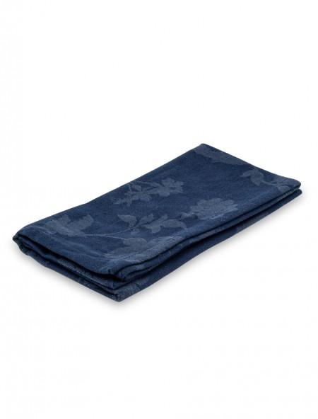 Πετσέτα φαγητού Midnight Uni μπλε