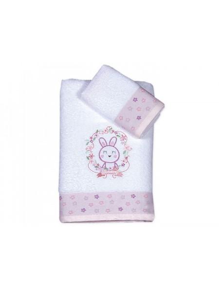 Βρεφικές πετσέτες σετ 2 τεμαχίων Sweet And Friends NEF NEF