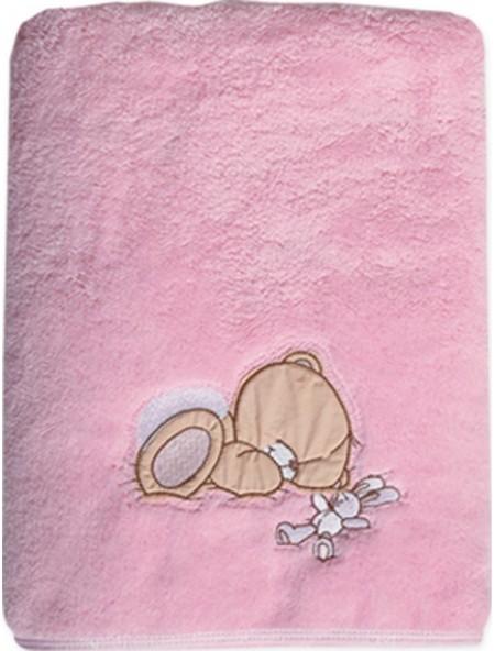 Βρεφική κουβέρτα αγκαλιάς fleece Forever Sleepy NEF NEF