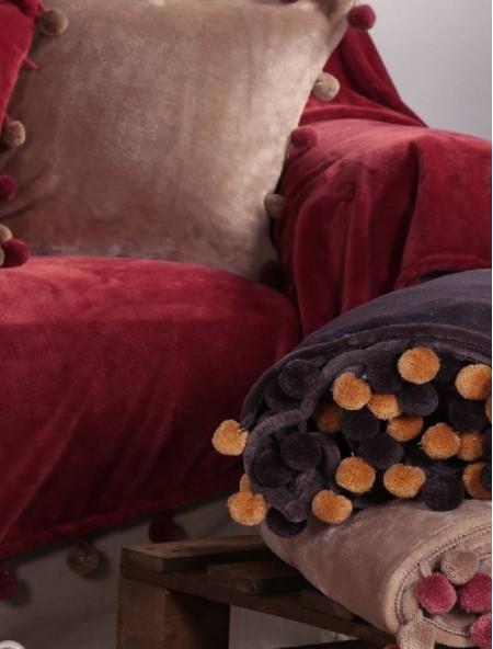 Ριχτάρι διθέσιου καναπέ Pom Pom New NEF NEF
