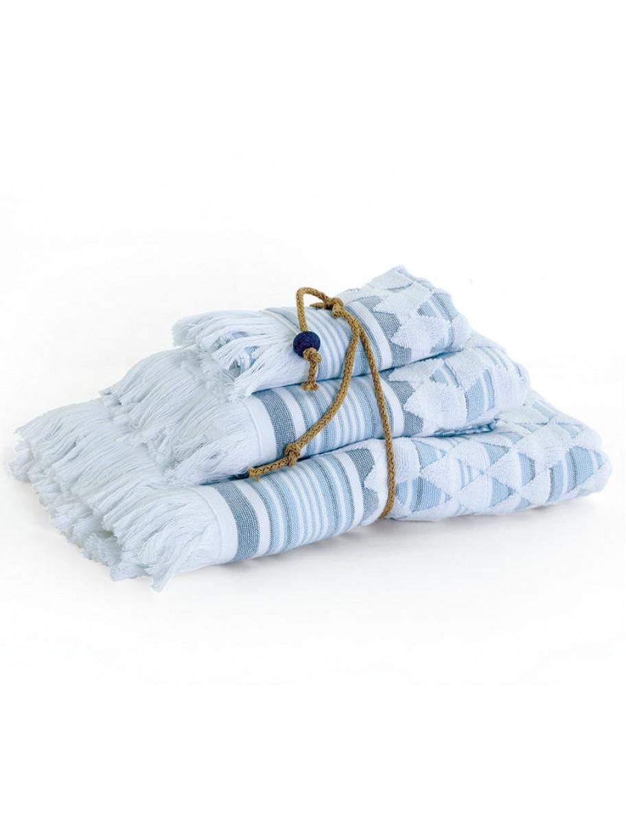 Πετσέτες σετ 3 τεμαχίων Lucia NEF NEF