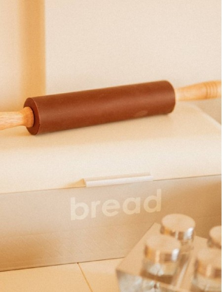 Ψωμιέρα μεταλλική Bread