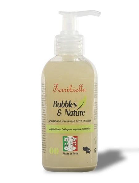 Σαμπουάν για σκύλους Bubbles & Nature για όλες τις ράτσες 250ml