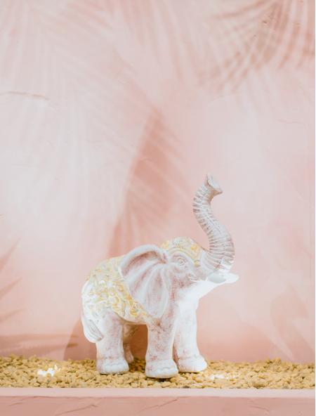 Διακοσμητικός ελέφαντας φιγούρα