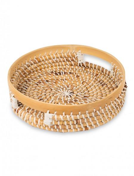 Διακοσμητικός δίσκος Bamboo