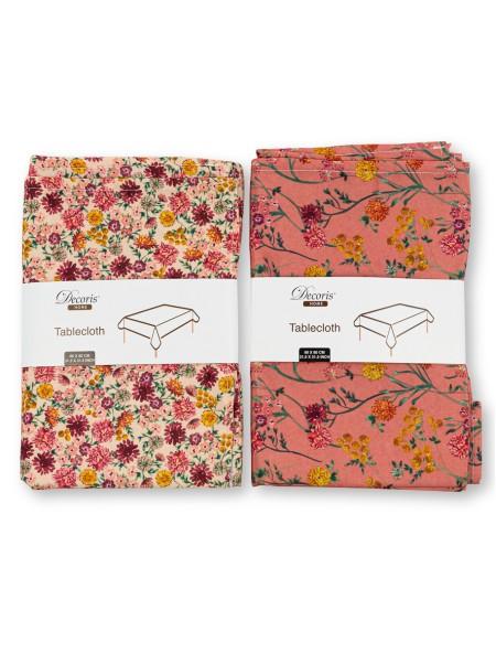 Τραπεζομάντηλο floral σετ 2 τεμαχίων