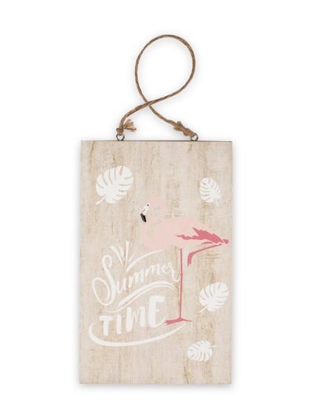Διακοσμητικό ξύλινο κάδρο με καλοκαιρινό σχέδιο