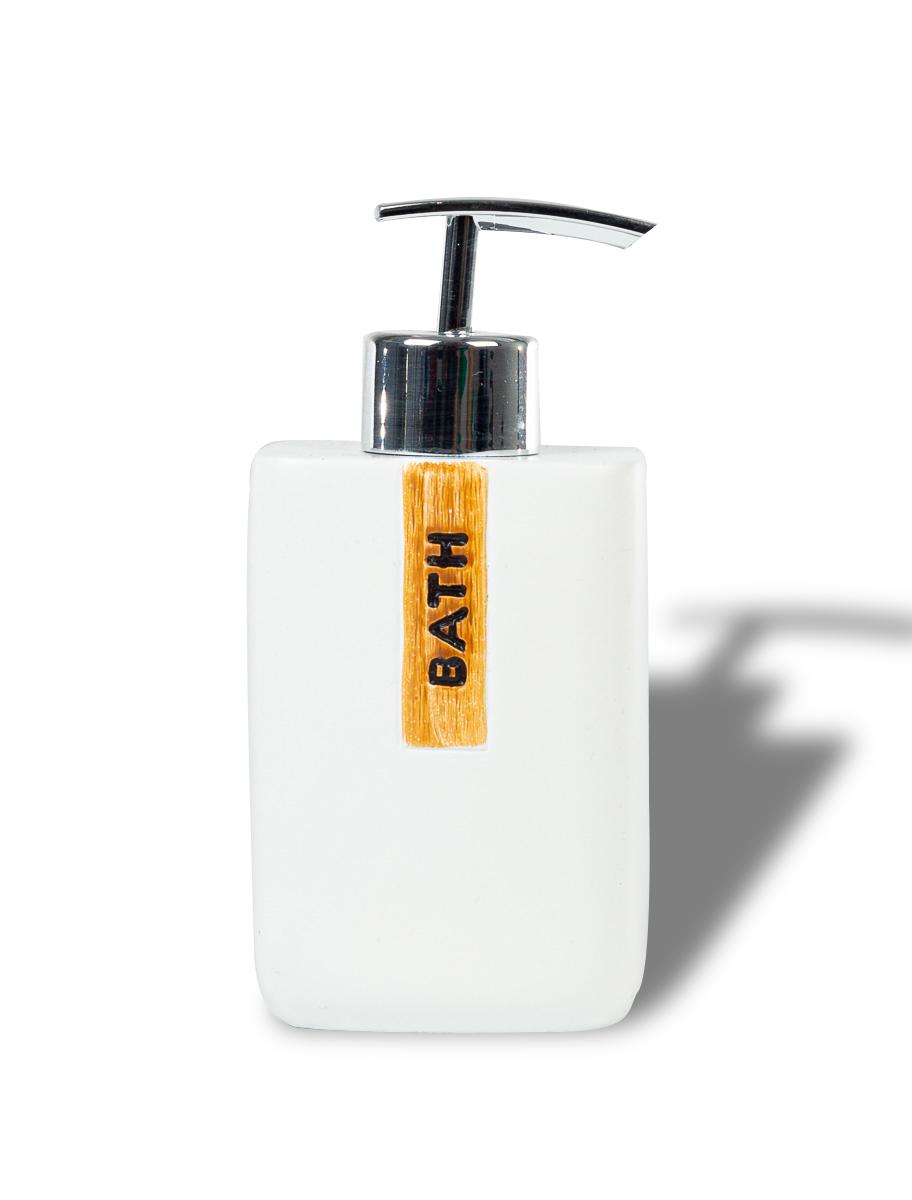 Διανεμητής σαπουνιού κεραμικός ορθογώνιος BATH