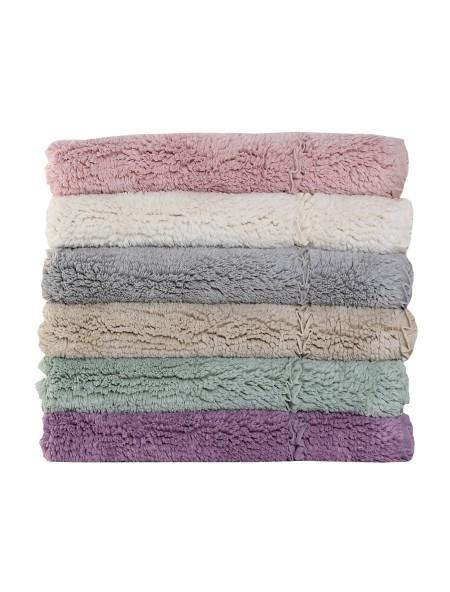 Χαλάκι μπάνιου New Crochet NEF NEF