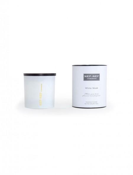Αρωματικό κερί White Musk NEF NEF