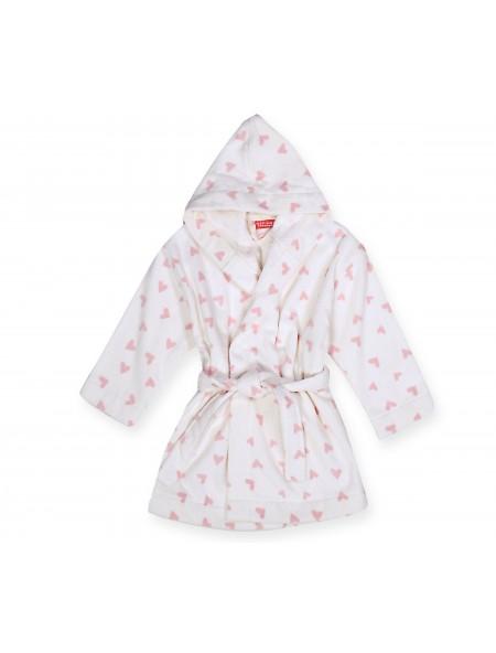 Βρεφικό μπουρνούζι Bunny Ladies Pink 02 NEF NEF