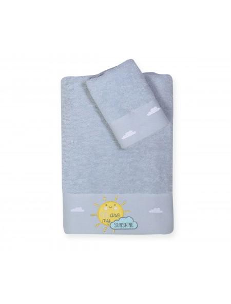 Βρεφικές πετσέτες σετ 2 τεμαχίων Sunshine NEF NEF