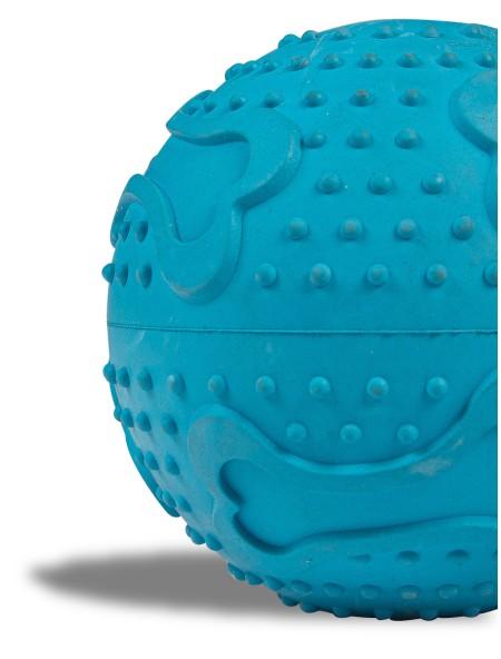 Παιχνίδι για σκύλους μπάλα με υπέρηχους κόκκαλο